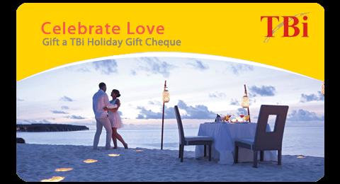 Travel gift vouchers wedding gifts